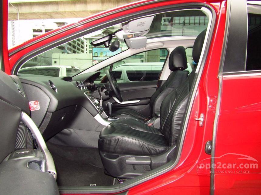 2011 Peugeot 308 VTi Hatchback