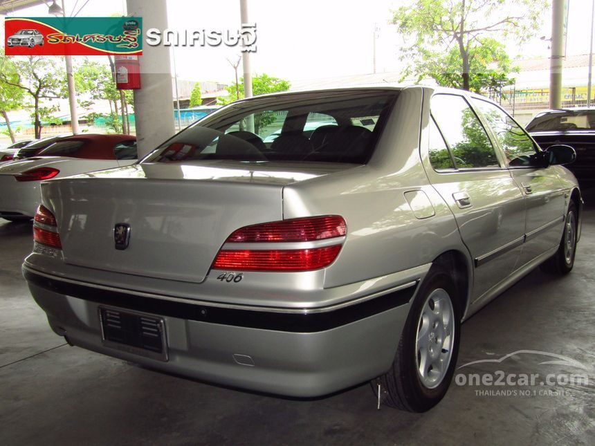 peugeot 406 2005 l5 2 0 in automatic sedan for 180 000 baht 3720962. Black Bedroom Furniture Sets. Home Design Ideas