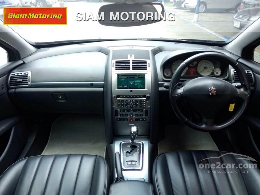 2009 Peugeot 407 Sport  Turbo Sedan