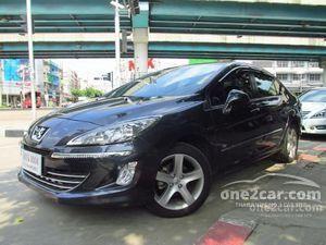 2013 Peugeot 408 2.0 (ปี 11-15) Sedan AT