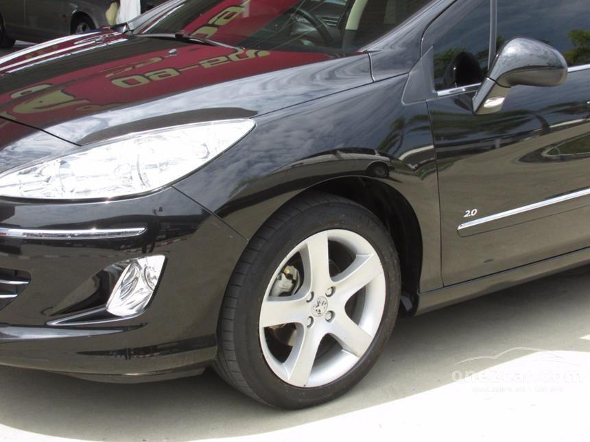 2013 Peugeot 408 Sedan