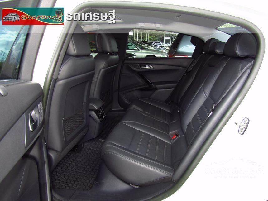 2013 Peugeot 508 Sedan