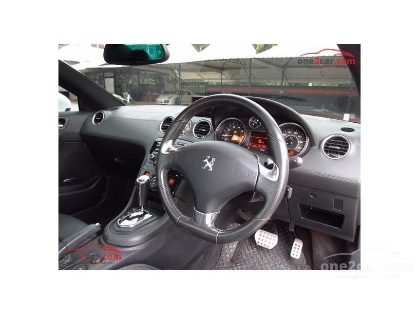 2012 Peugeot RCZ Sport Coupe