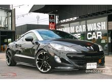 2012 Peugeot RCZ (ปี 10-16) Sport 1.6 AT Coupe