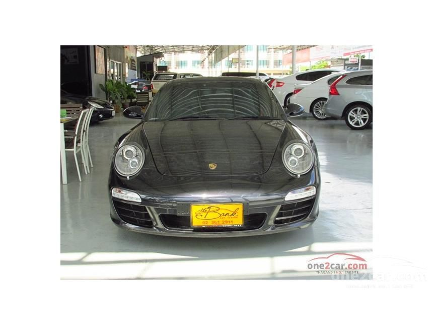 2012 Porsche 911 Carrera Black Edition Coupe