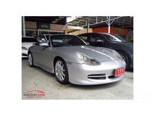 2001 Porsche 911 Carrera 996 3.4 AT Convertible