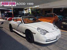 2002 Porsche 911 Carrera 996 3.6 AT Coupe