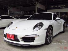 2012 Porsche 911 Carrera S 991 3.8 AT Coupe
