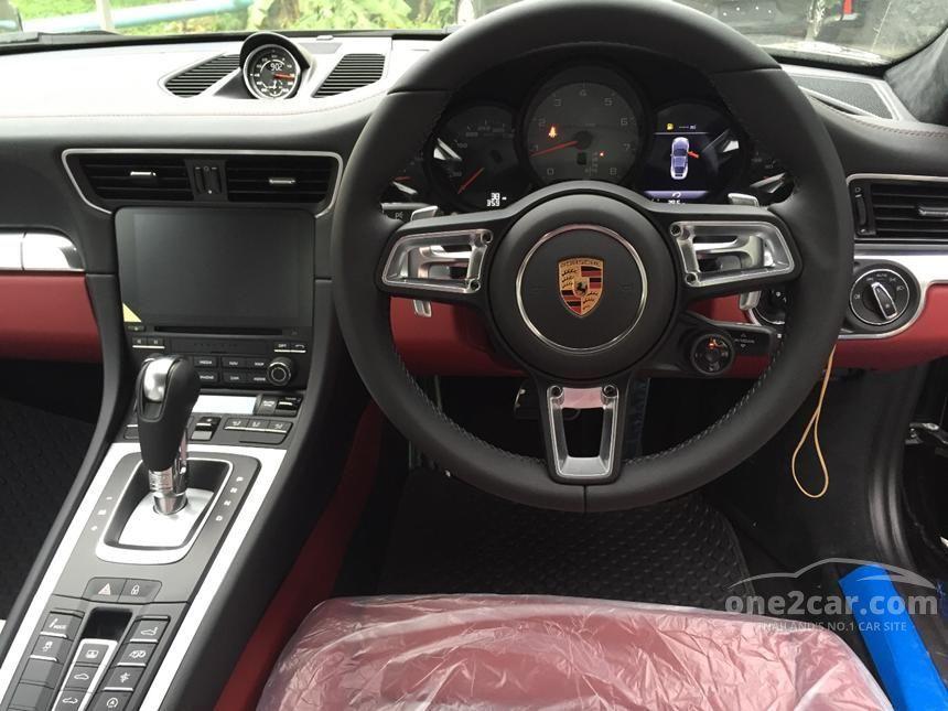 2016 Porsche 911 Carrera S PDK Coupe