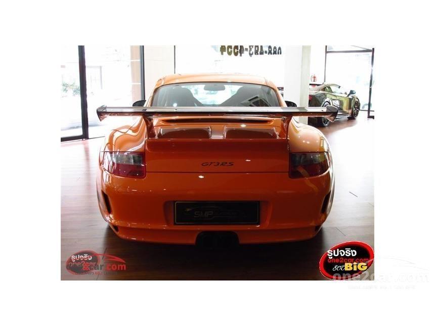 2009 Porsche 911 GT3 RS Coupe