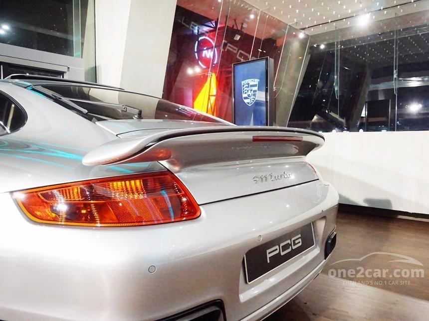 2007 Porsche 911 Turbo S Coupe