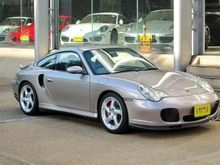2003 Porsche 911 Turbo 996 S 3.6 AT Coupe