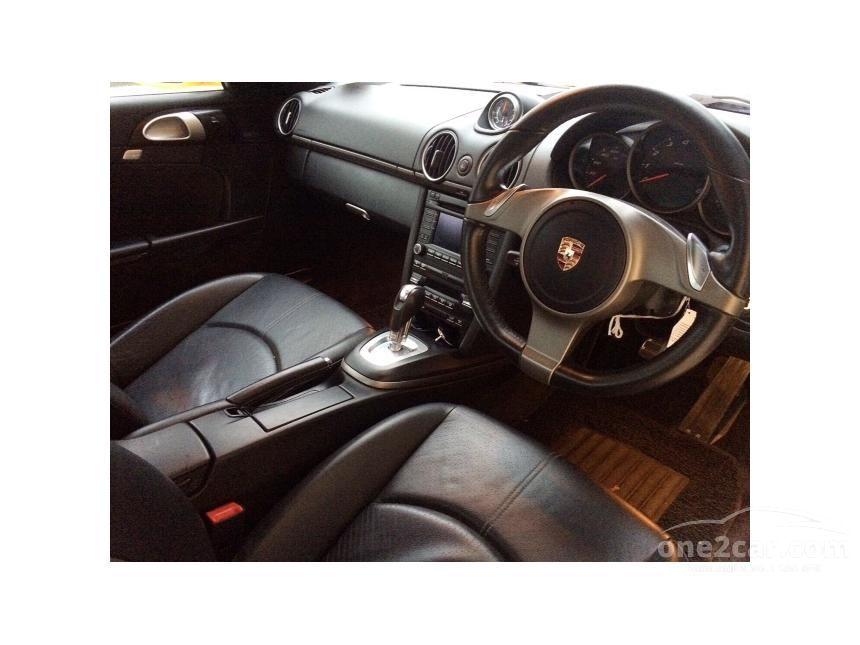 2012 Porsche Boxster Convertible