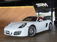 2013 Porsche Boxster 981 PDK 2.7 AT Convertible