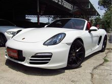 2013 Porsche Boxster 981 PDK 3.4 AT Convertible