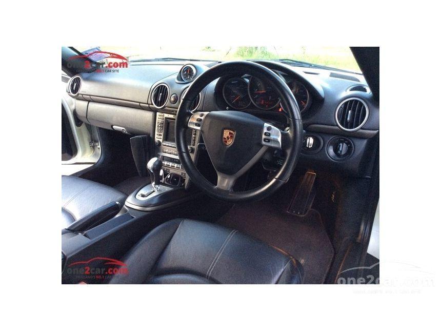 2006 Porsche Boxster S Convertible