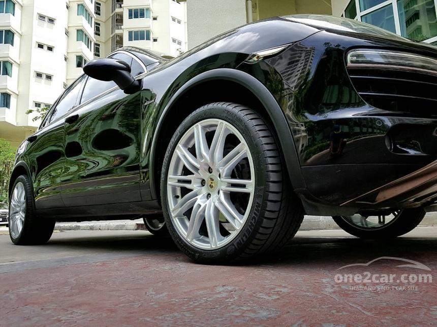2011 Porsche Cayenne Diesel SUV