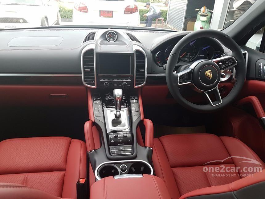 2016 Porsche Cayenne Diesel SUV