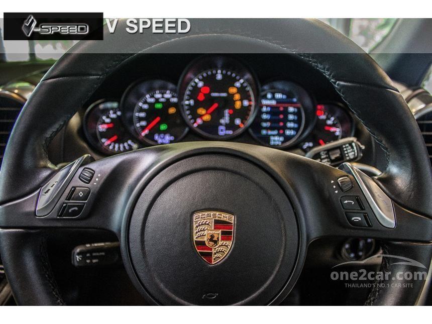 2013 Porsche Cayenne Diesel Wagon