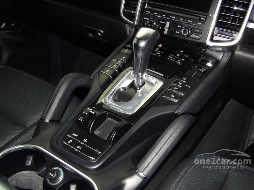 2012 Porsche Cayenne Diesel Wagon
