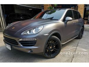 2013 Porsche Cayenne 3.0 (ปี 10-16) Diesel Wagon AT
