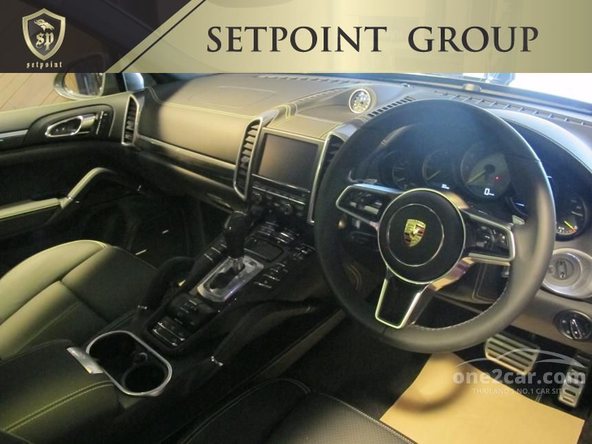 2017 Porsche Cayenne S E-Hybrid SUV
