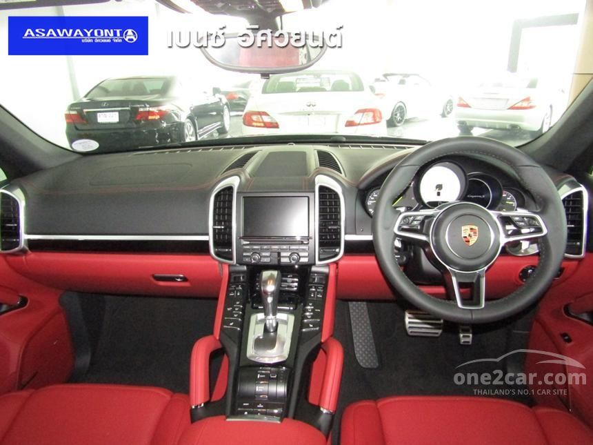 2016 Porsche Cayenne S E-Hybrid SUV