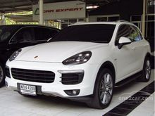2015 Porsche CAYENNE (ปี 10-16) S E-Hybrid 3.0 AT Wagon