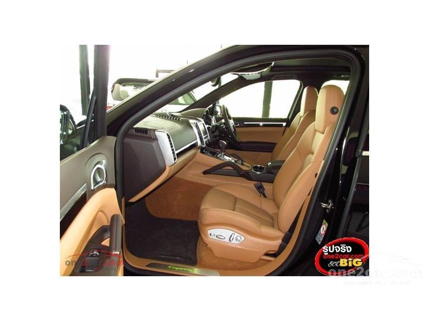 2015 Porsche CAYENNE S E-Hybrid Wagon