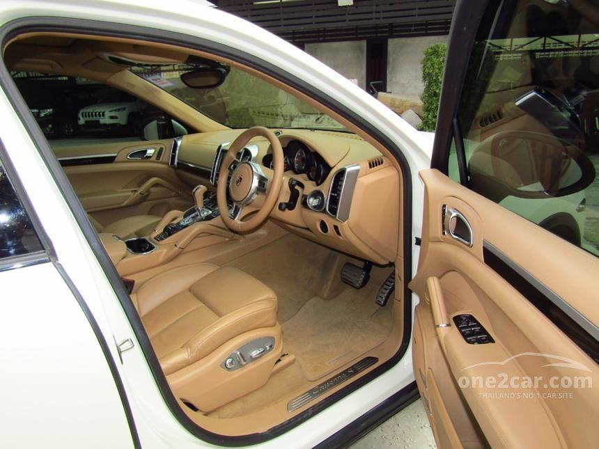 2012 Porsche CAYENNE S Hybrid Wagon