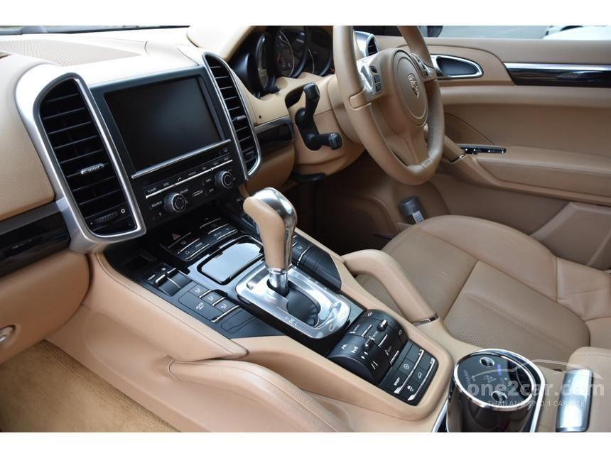2011 Porsche Cayenne S SUV
