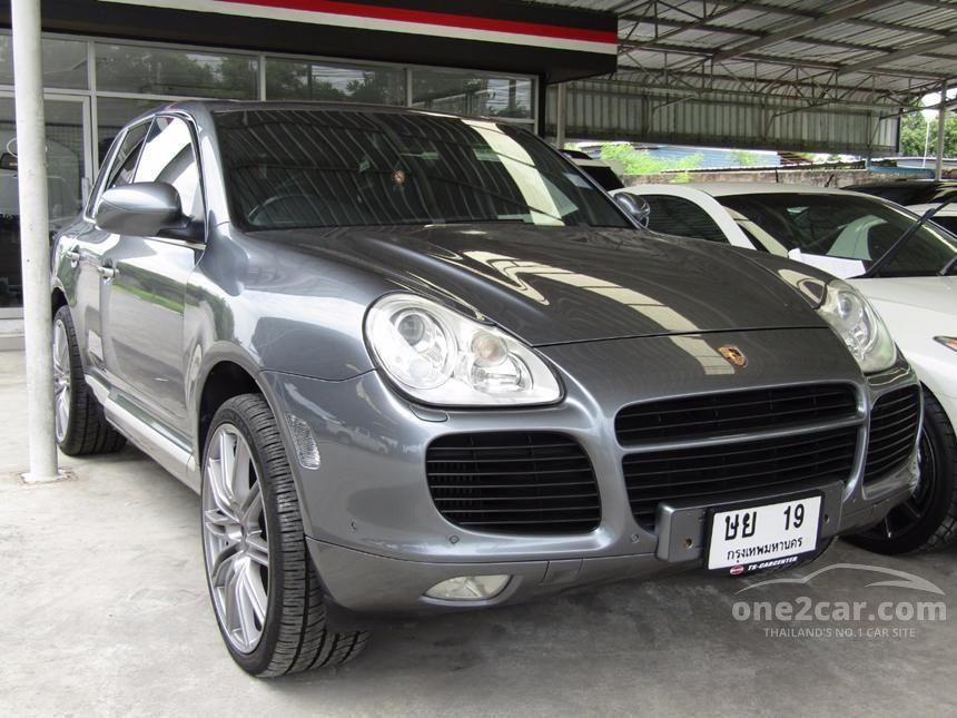 2004 Porsche Cayenne S SUV