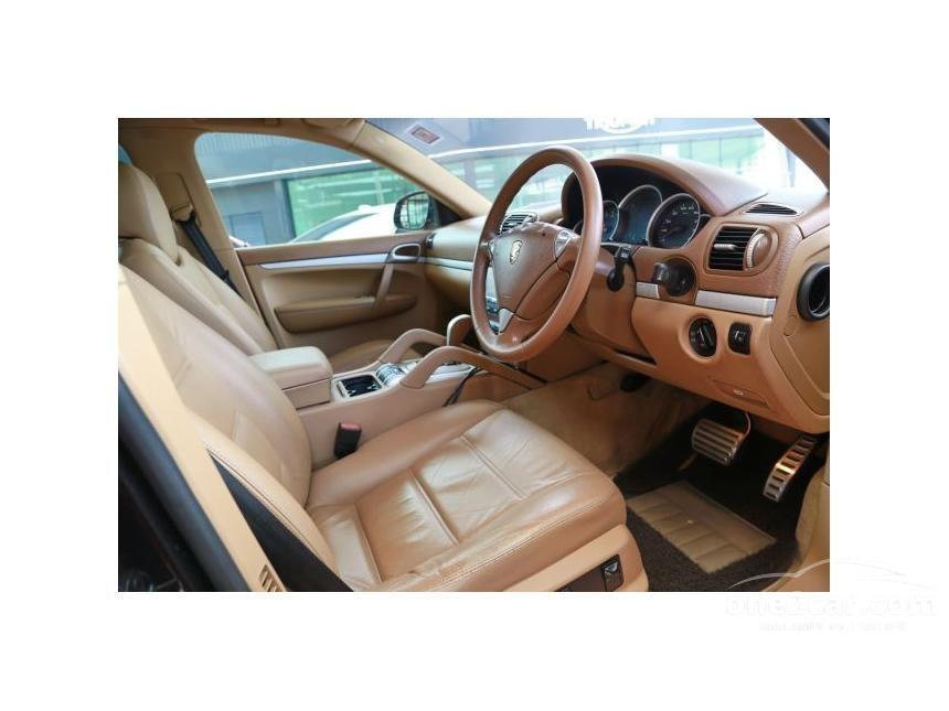 2005 Porsche Cayenne S SUV