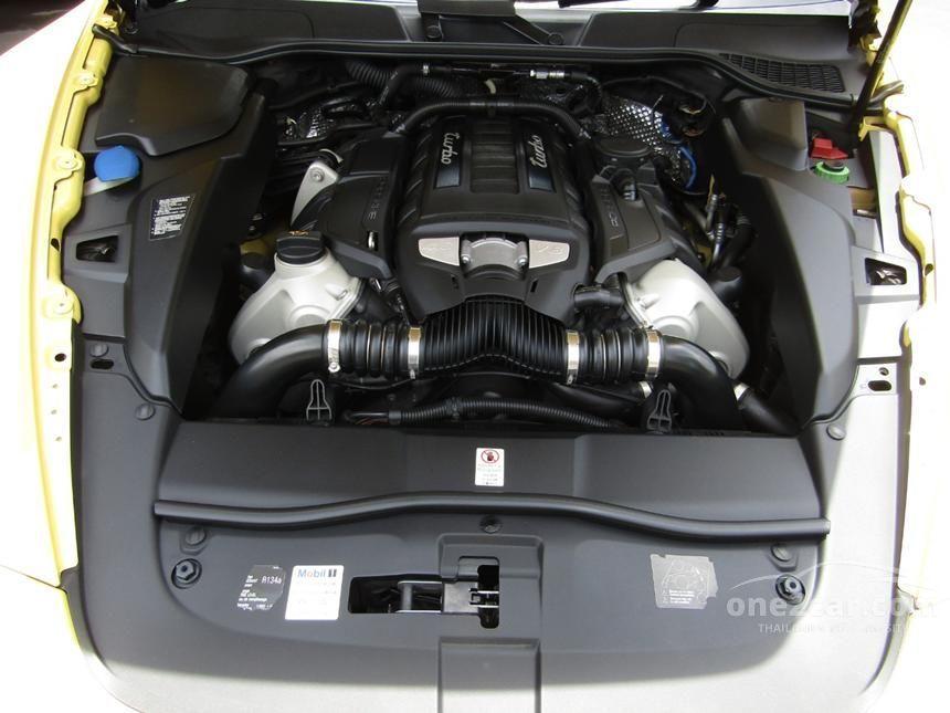 2012 Porsche Cayenne Turbo SUV