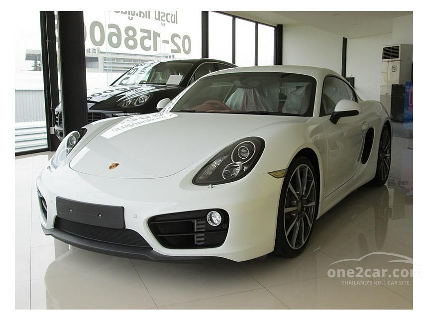2015 Porsche CAYMAN PDK Coupe