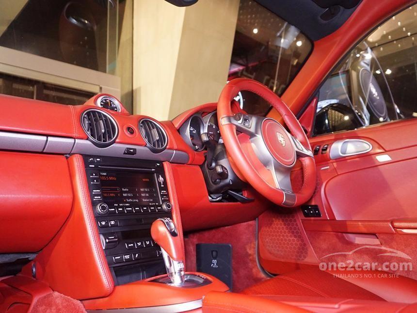 2010 Porsche Cayman PDK Coupe