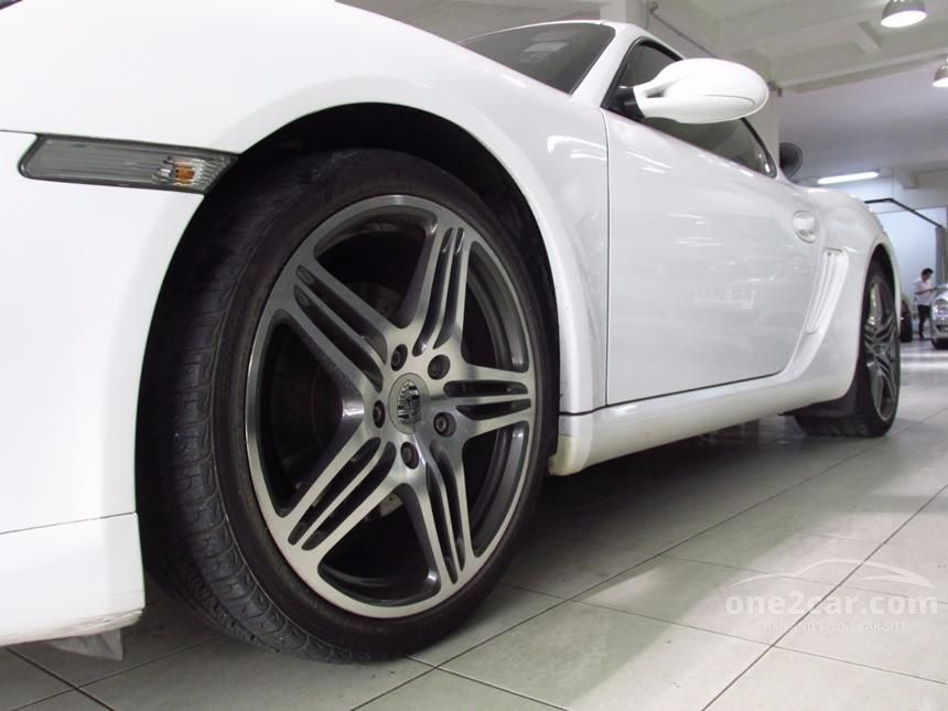 2011 Porsche CAYMAN PDK Coupe