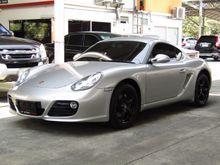 2009 Porsche Cayman 987 PDK 2.9 AT Coupe