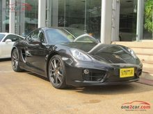 2013 Porsche Cayman 981 PDK 2.7 AT Coupe