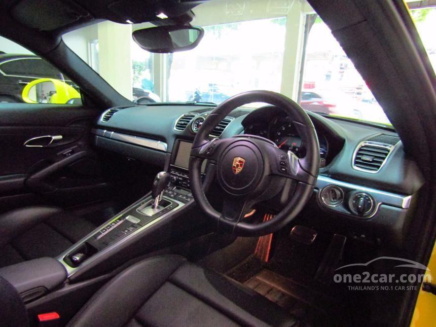 2014 Porsche Cayman PDK Coupe