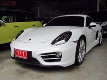 2013 Porsche Cayman 981 PDK 2.7 AT Coupe