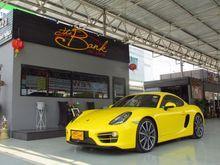 2013 Porsche Cayman 981 PDK 2.7 Coupe