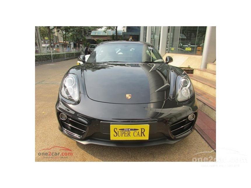 2013 Porsche Cayman PDK Coupe