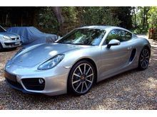 2014 Porsche Cayman 981 PDK 2.7 AT Coupe