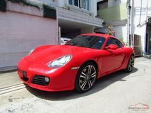 2011 Porsche Cayman 987 S 2.9 AT Coupe