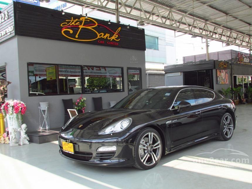2013 Porsche PANAMERA S Hybrid Sedan
