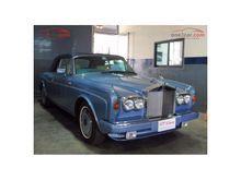 1987 Rolls-Royce Corniche II (ปี 86-89) V8 6.8 AT Convertible