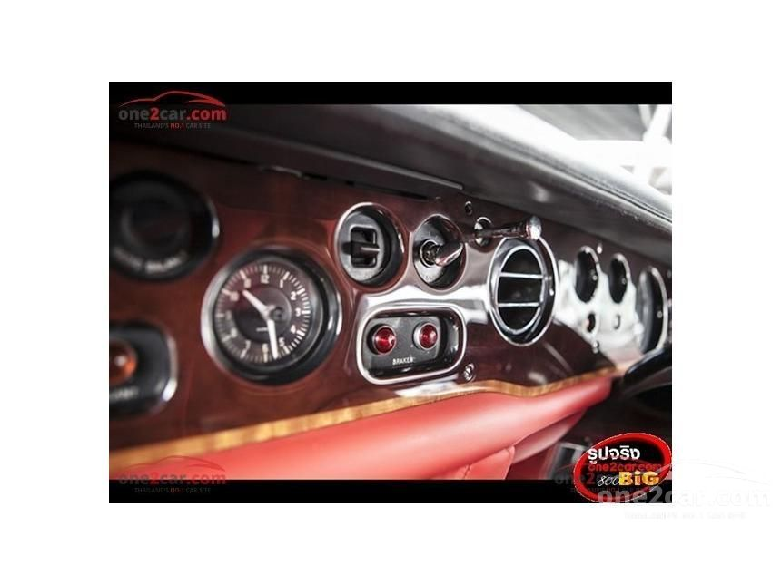 1987 Rolls-Royce Corniche II V8 Convertible