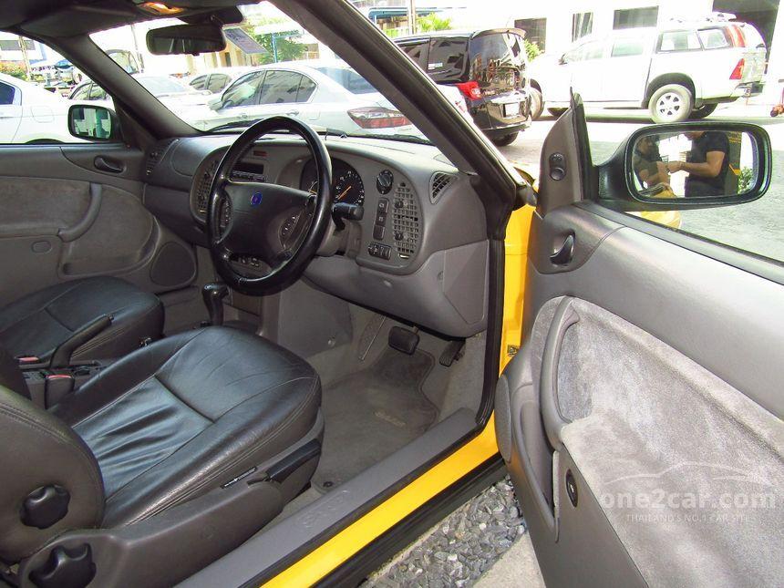 2016 Saab 9-3 Convertible