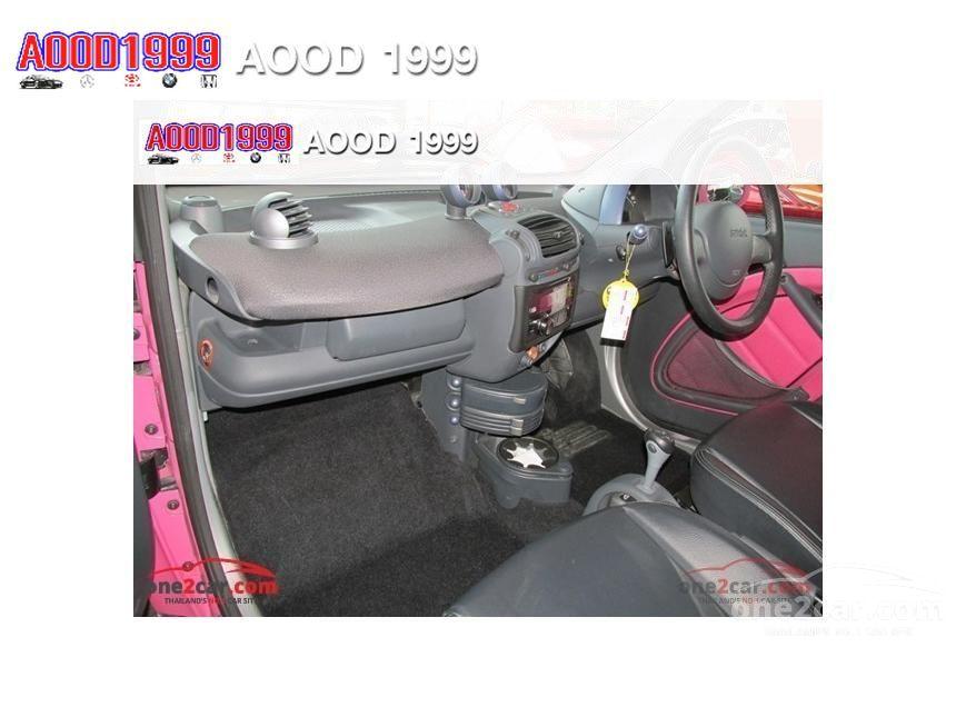 2003 Smart City Coupe